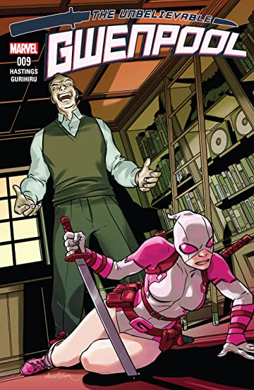 Gwenpool, The Unbelievable (2016-) #9