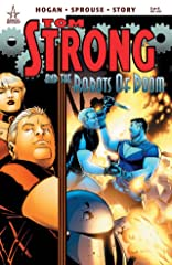 Tom Strong and the Robots of Doom #5