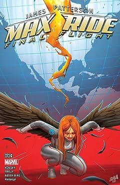 Max Ride: Final Flight #4 (of 5)