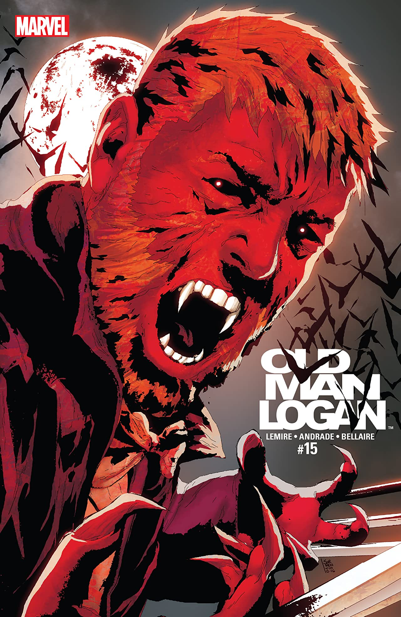 Old Man Logan (2016-2018) #15