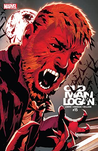 Old Man Logan (2016-2018) No.15