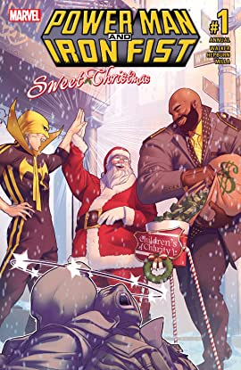 Power Man and Iron Fist (2016-2017): Sweet Christmas Annual #1