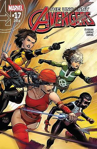 Uncanny Avengers (2015-2017) #17