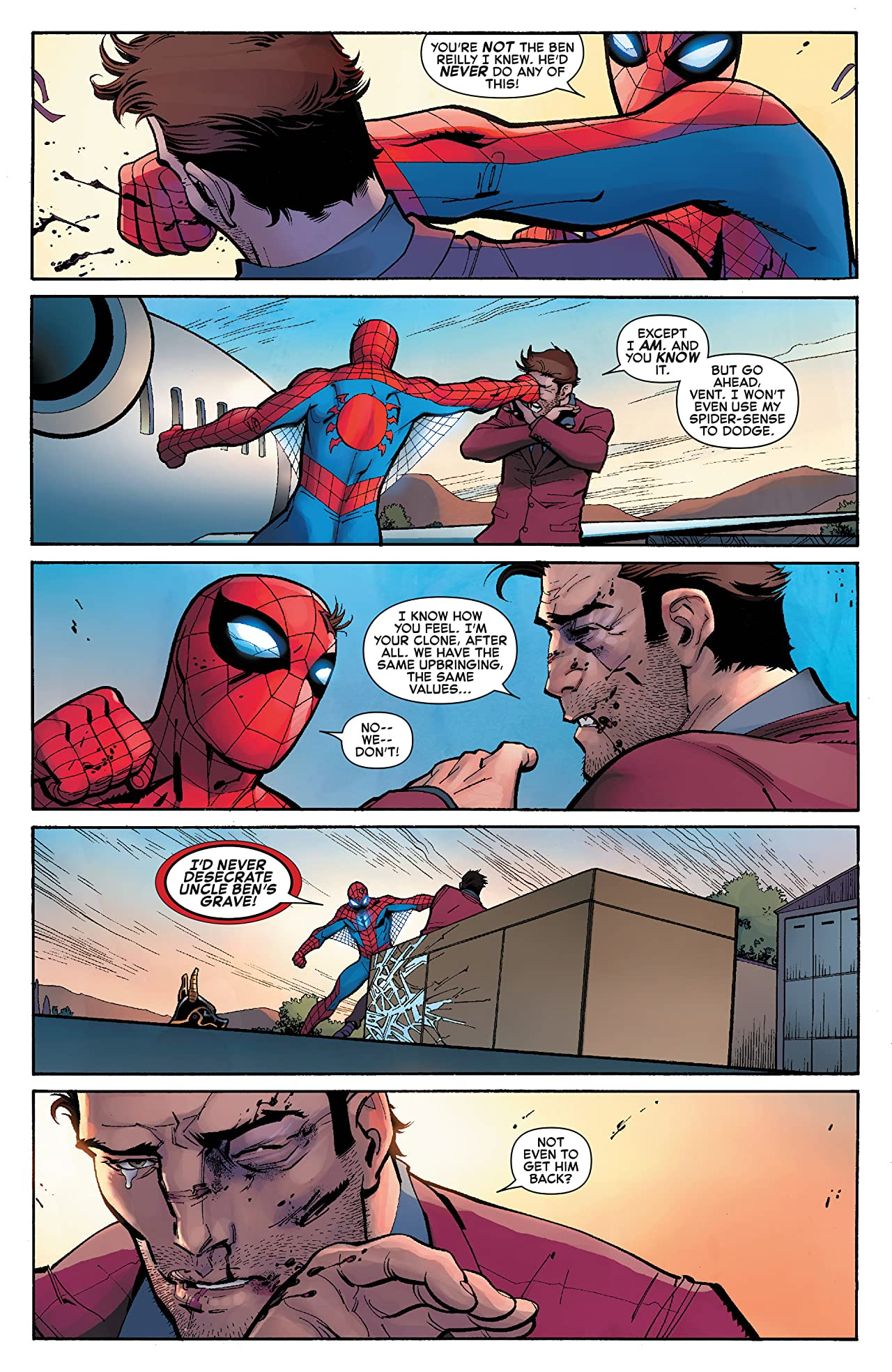 Amazing Spider-Man (2015-2018) #22