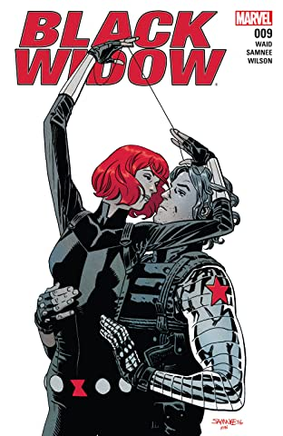 Black Widow (2016-2017) #9