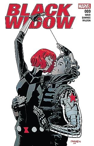 Black Widow (2016-2017) #9
