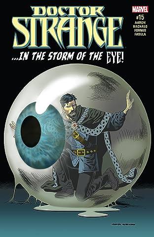 Doctor Strange (2015-2018) No.15