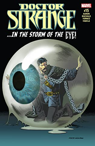 Doctor Strange (2015-2018) #15