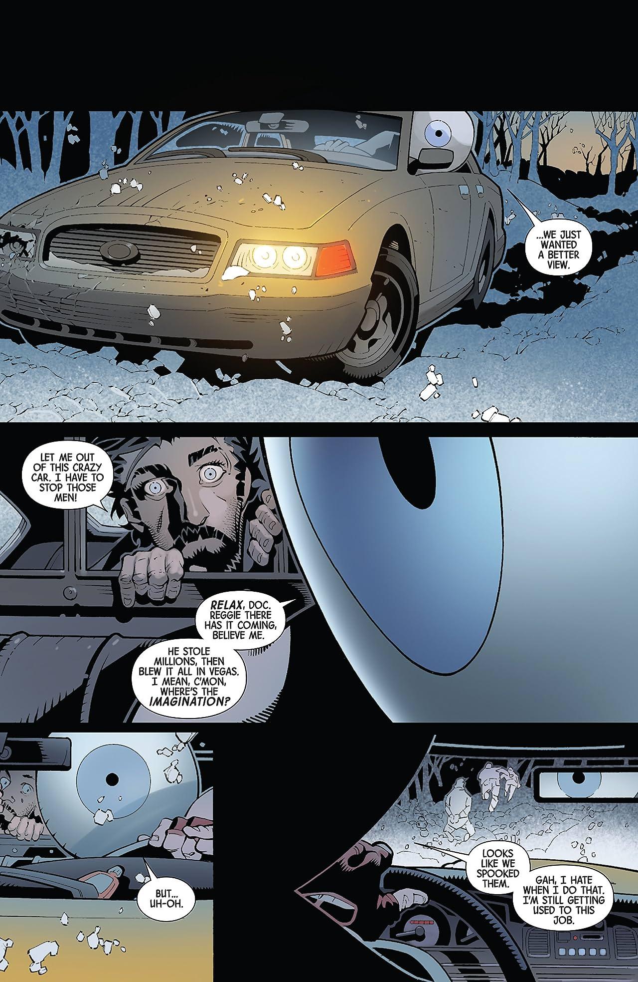 Doctor Strange (2015-) No.15