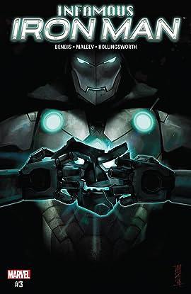 Infamous Iron Man (2016-2017) #3