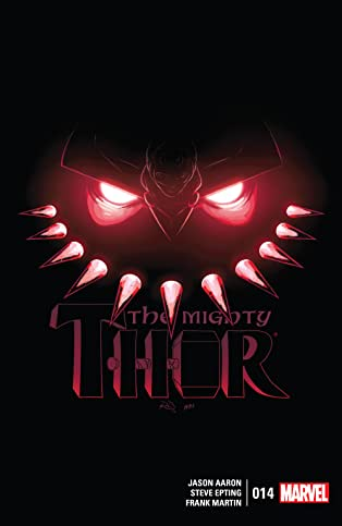 The Mighty Thor (2015-) #14