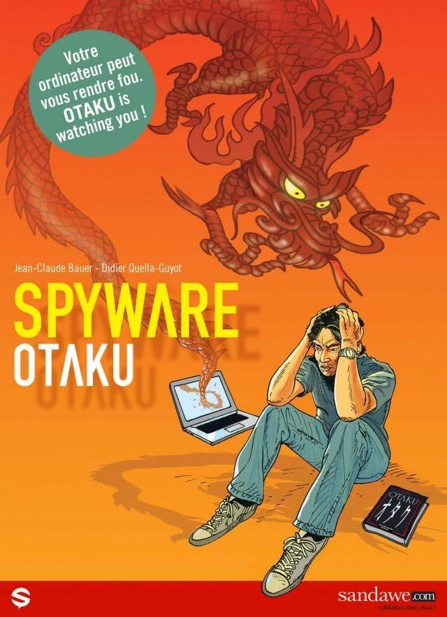 Spyware Vol. 1: Otaku