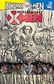 Extraordinary X-Men (2015-2017) #17