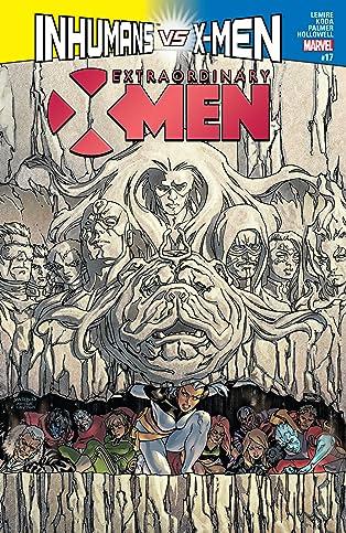 Extraordinary X-Men (2015-2017) #17