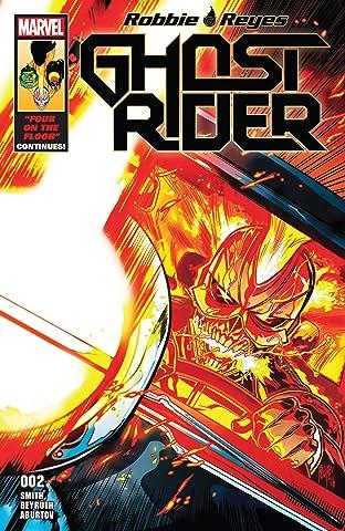 Ghost Rider (2016-2017) #2