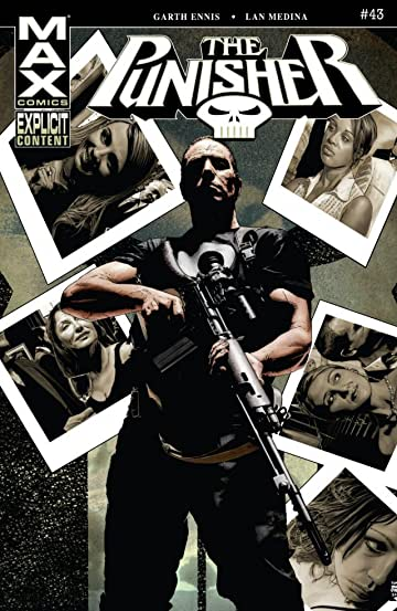 The Punisher (2004-2008) #43