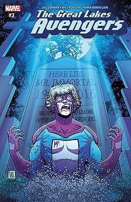 Great Lakes Avengers (2016-2017) #3