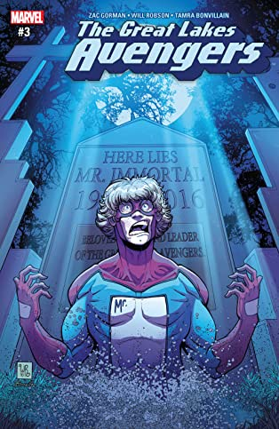 Great Lakes Avengers (2016-) #3