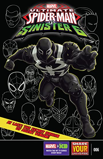 Marvel Universe Ultimate Spider-Man vs. The Sinister Six (2016-2017) #6
