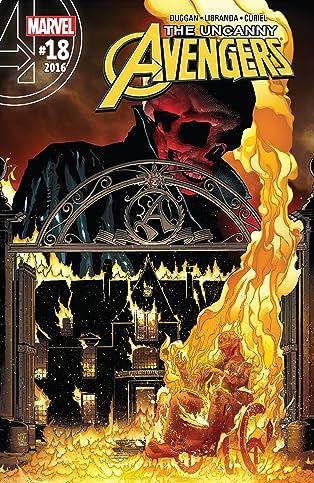 Uncanny Avengers (2015-2017) #18