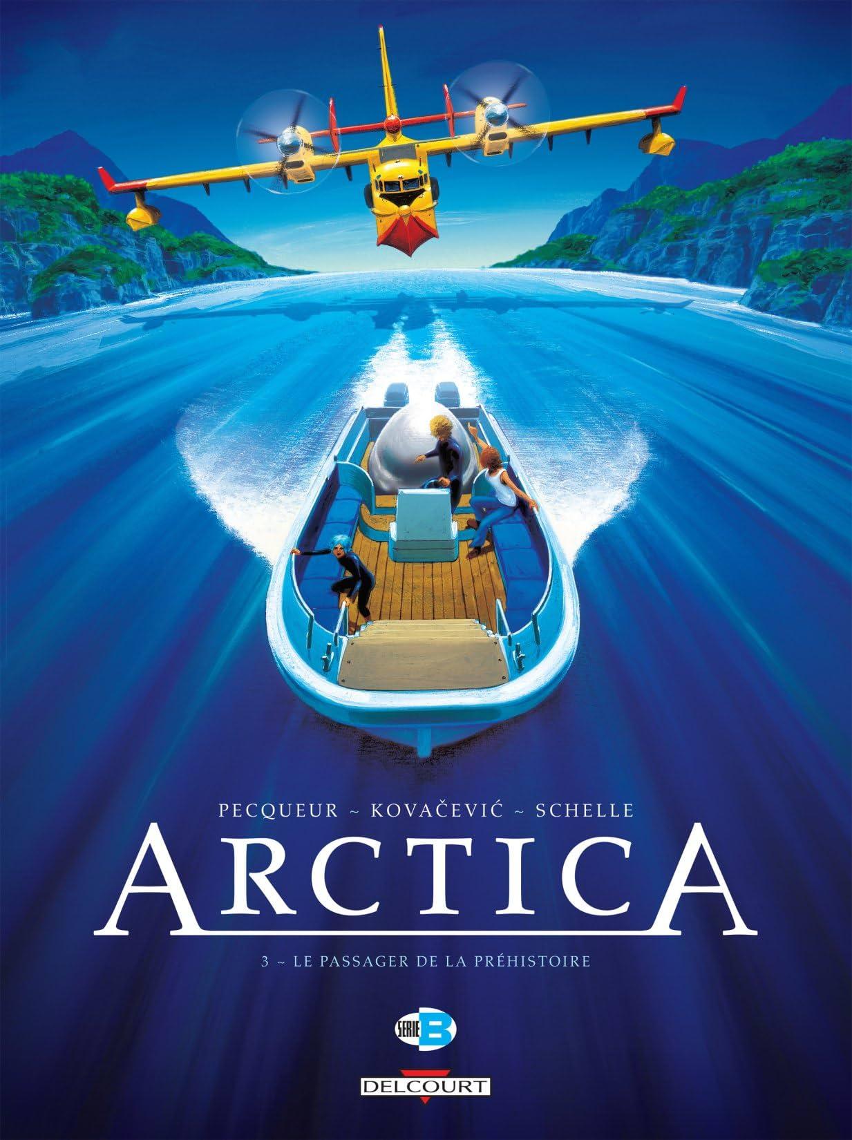 Arctica Vol. 3: Le Passager de la Préhistoire