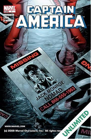 Captain America (2004-2011) #7