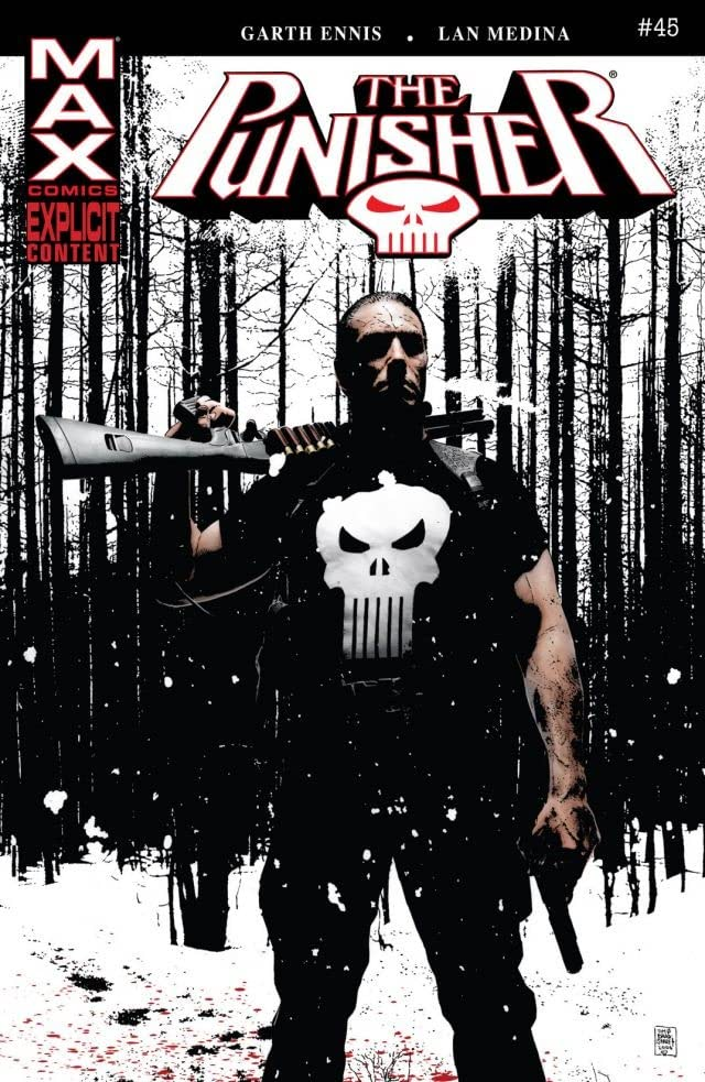 The Punisher (2004-2008) #45