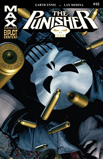 The Punisher (2004-2008) #46