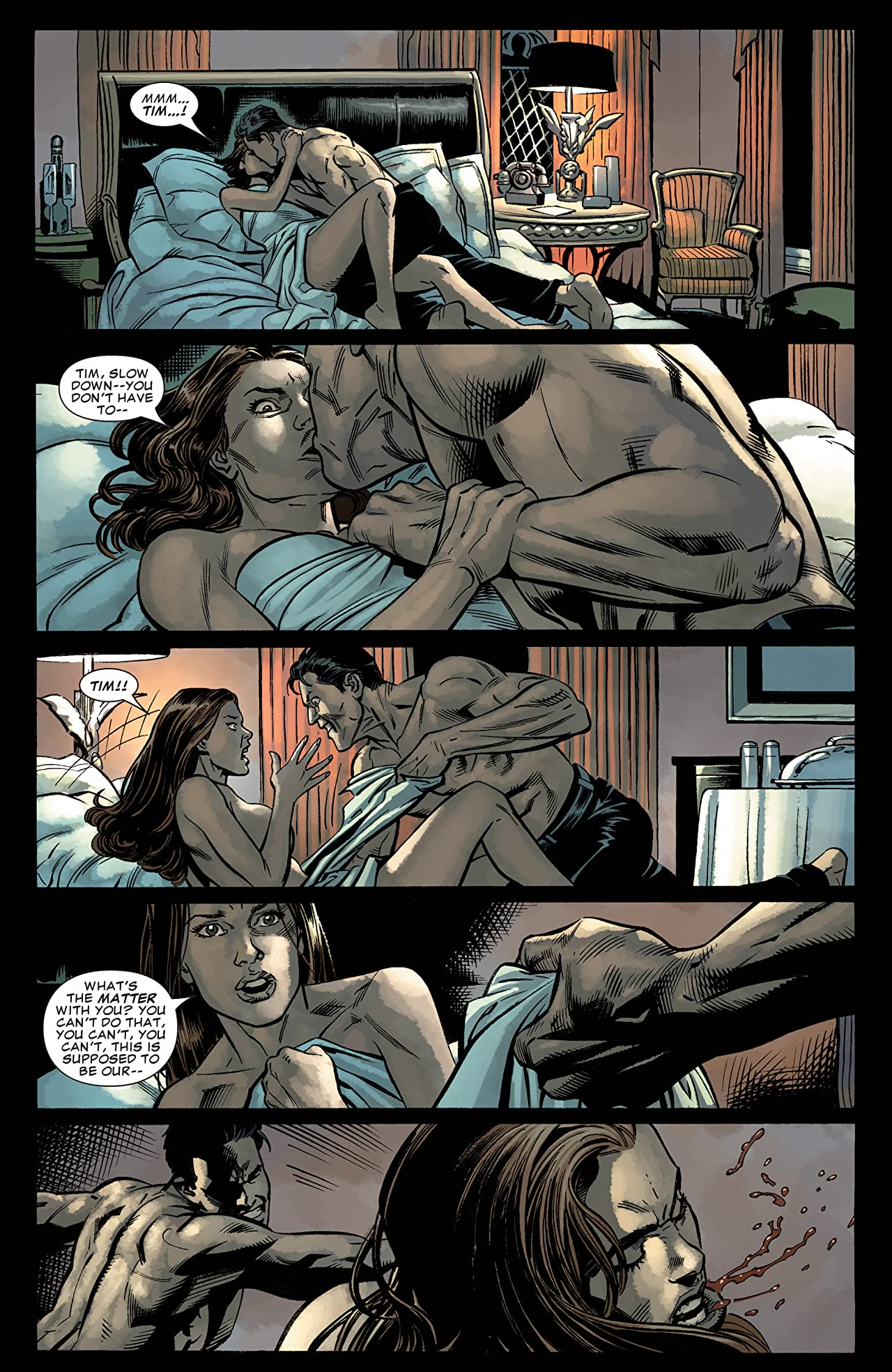 The Punisher (2004-2008) #47