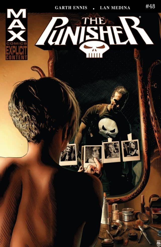 The Punisher (2004-2008) #48