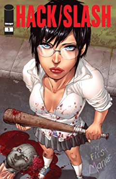 Hack/Slash: My First Maniac #1 (of 4)