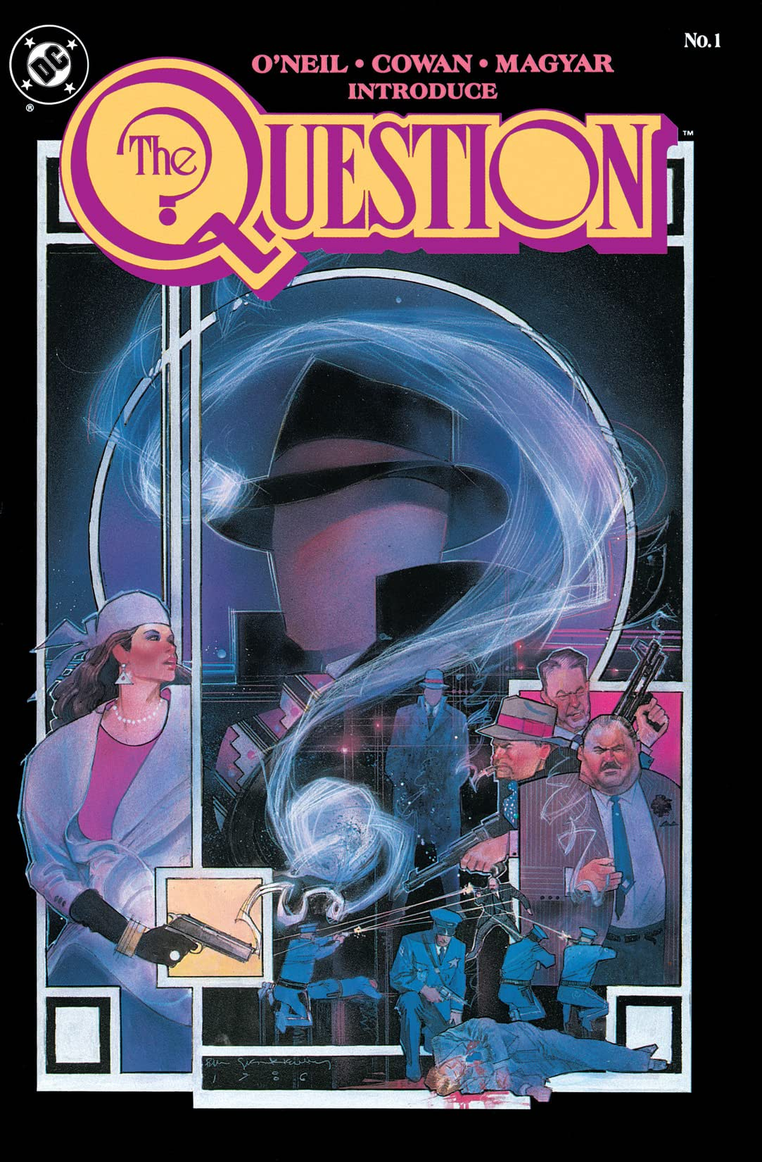 The Question (1986-2010) #1