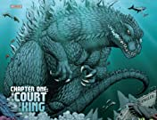 Godzilla: Rulers of Earth #1