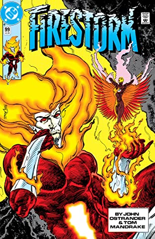 Firestorm: The Nuclear Man (1982-1990) #99