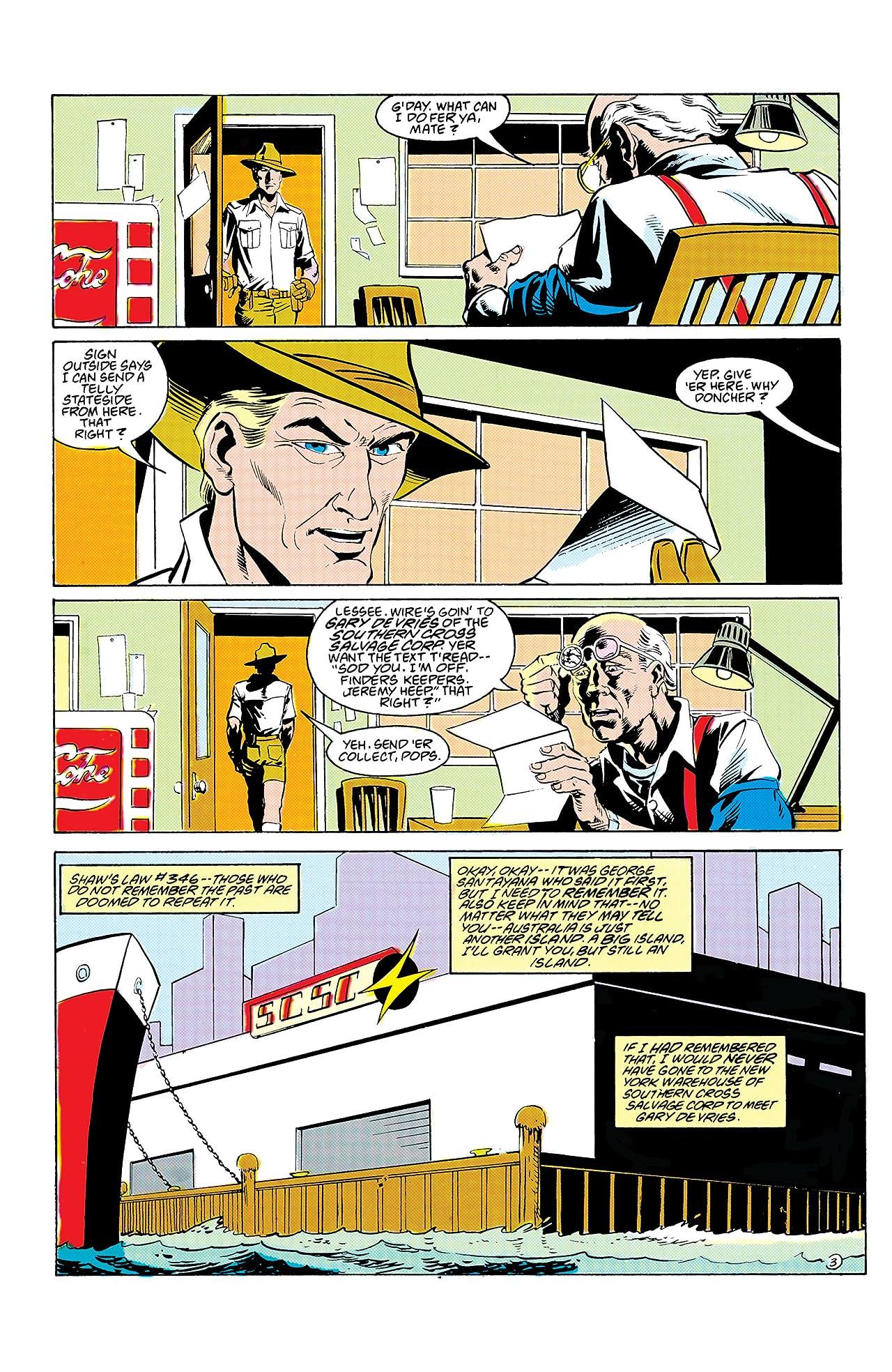 Manhunter (1988-1990) #10
