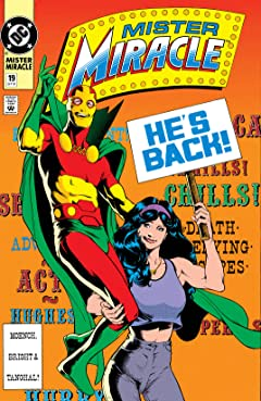 Mister Miracle (1989-1991) #19