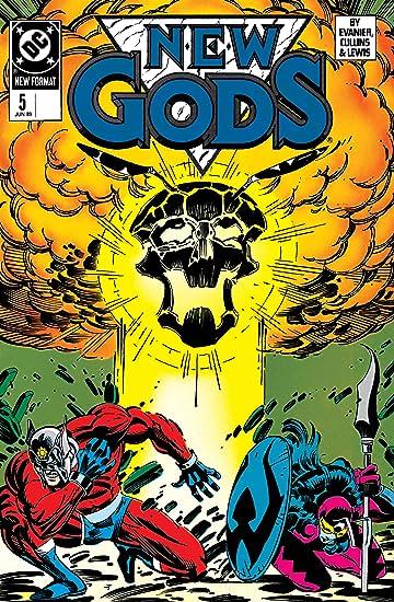 New Gods (1989-1991) #5