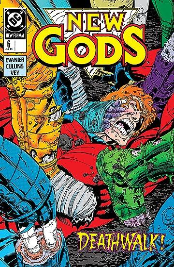 New Gods (1989-1991) #6