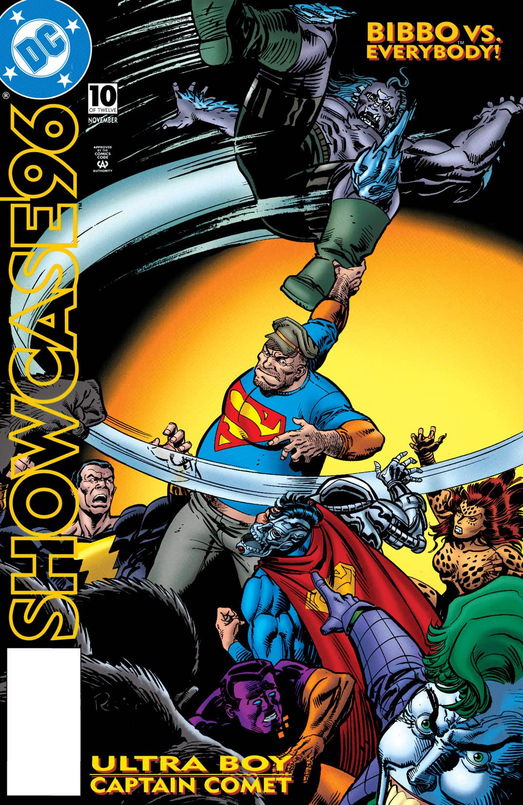 Showcase '96 #10