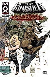 Punisher Presents: Barracuda Max #3 (of 5)
