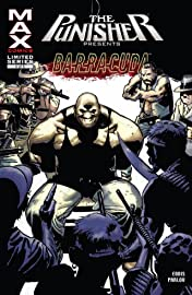 Punisher Presents: Barracuda Max #4 (of 5)