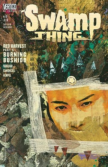 Swamp Thing (2000-2001) #15
