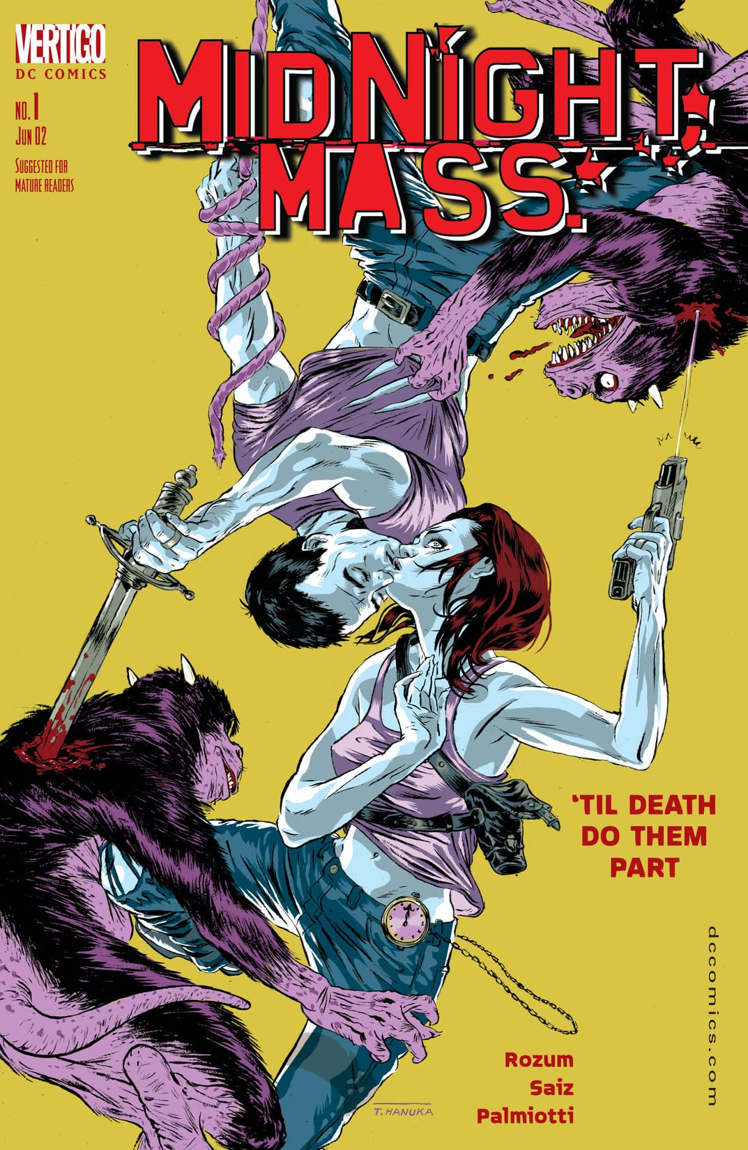 Midnight, Mass (2002-2003) #1
