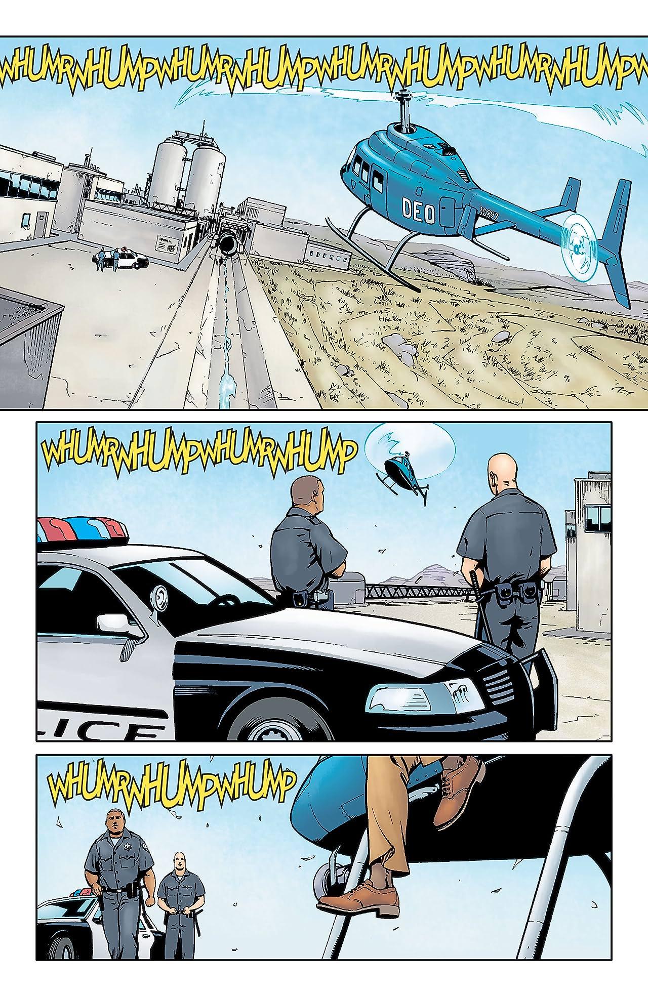 Manhunter (2004-2009) #11