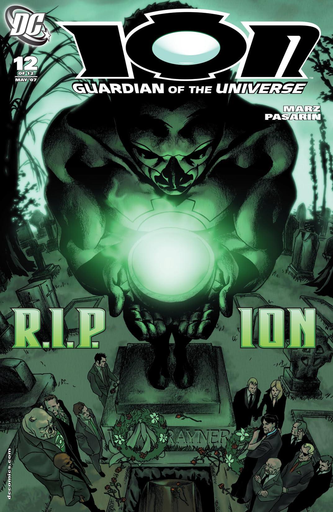 Ion (2006-2007) #12