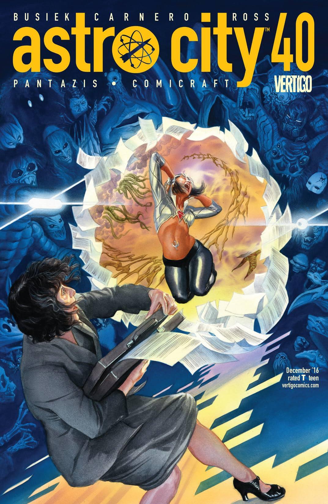 Astro City (2013-) #40
