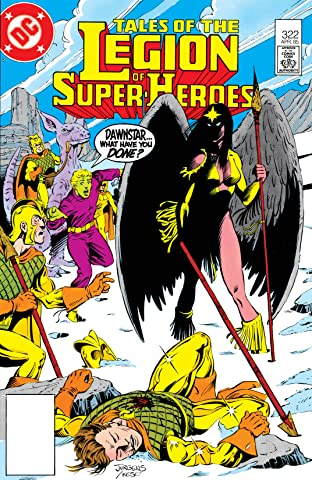 Tales of the Legion (1984-1989) #322