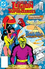 Tales of the Legion of Super-Heroes (1984-1989) #323
