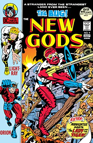 The New Gods (1971-1978) #9
