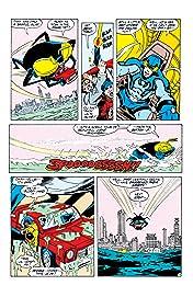 Blue Beetle (1986-1988) #11